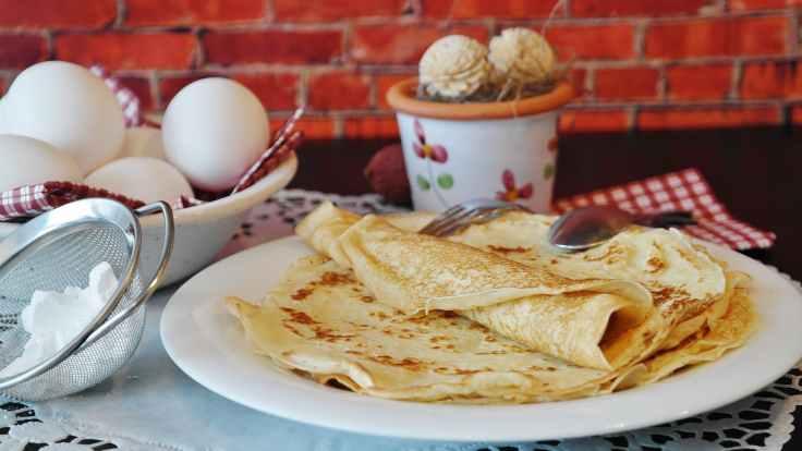 bake bowl breakfast cake